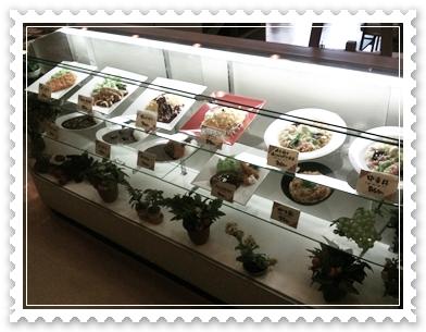 新宿文化センターのレストラン