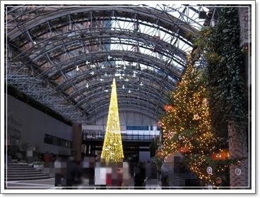 赤坂アークヒルズのクリスマス2012