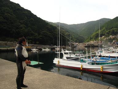 漁村で何だか素敵なところ♪