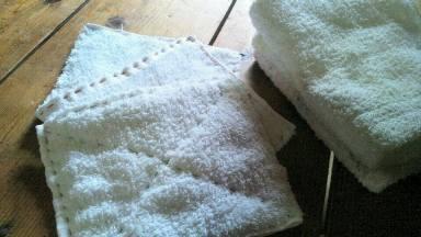 20130606古い布を雑巾に.jpg