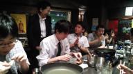 20130730納会-後藤先生(左から4人目)