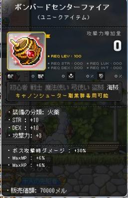 補助武器 30