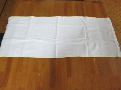雑巾作り1