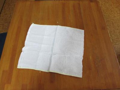 雑巾作り2
