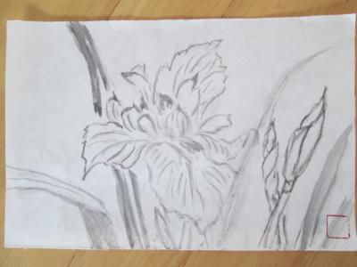 絵画レクこいのぼり2