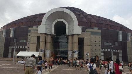 サンドーム福井9月2日