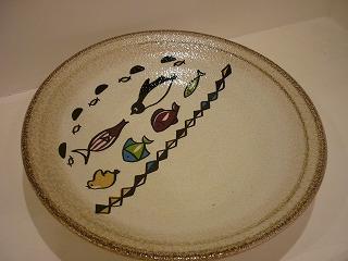 茶巻き平皿2