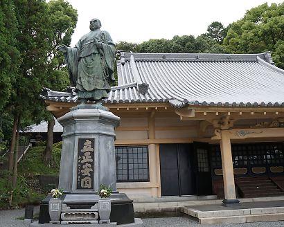 紫陽花の咲く岩本山・実相寺-8
