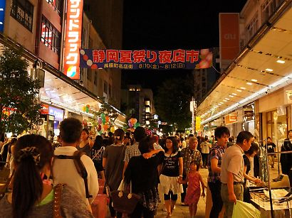 夏祭り夜店市-1
