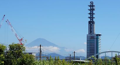 JR東静岡駅南側-1