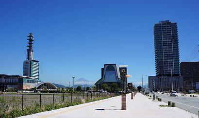 JR東静岡駅南側-2