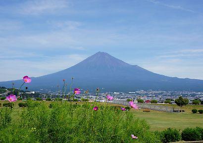 故郷からの富士山-1