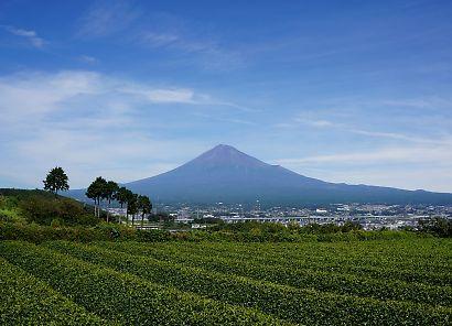 故郷からの富士山-2
