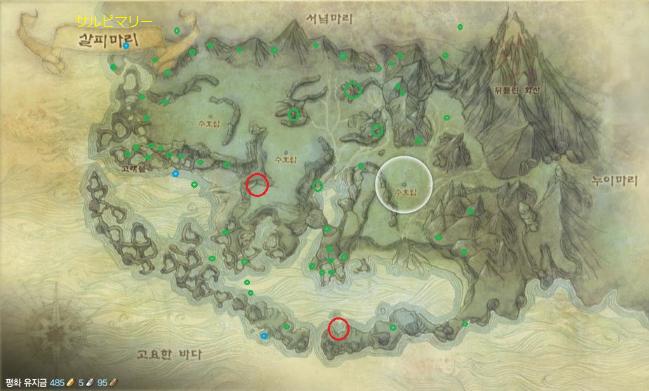 旧大陸遺物MAP3