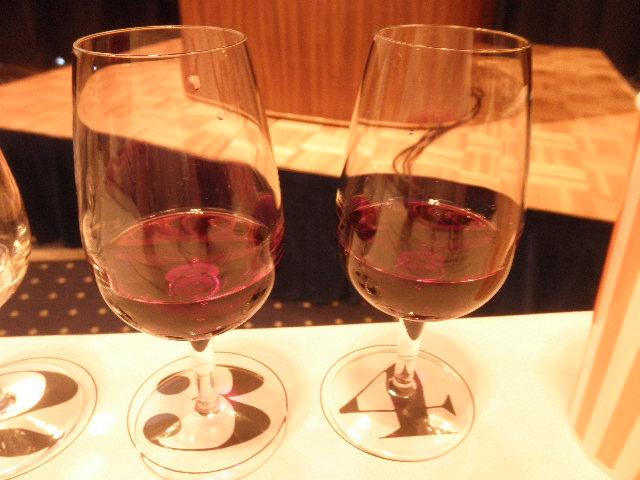 協会セミナー20120625赤ワインテイスティング