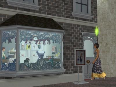 女の子の店