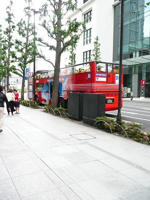 二階建てバス 002