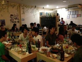 韓国交流会