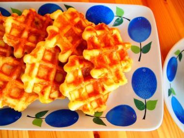 PRUNUS × waffle