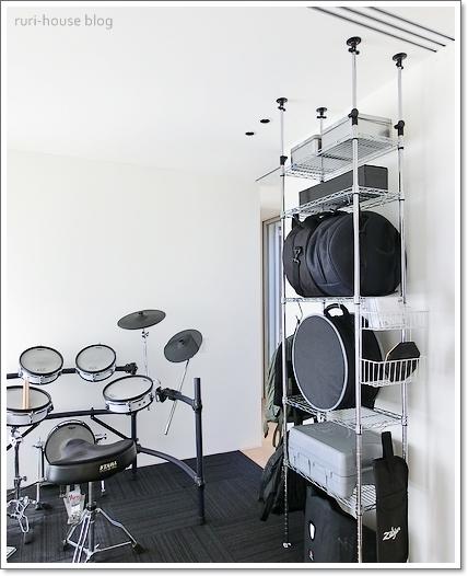 ドラム室2