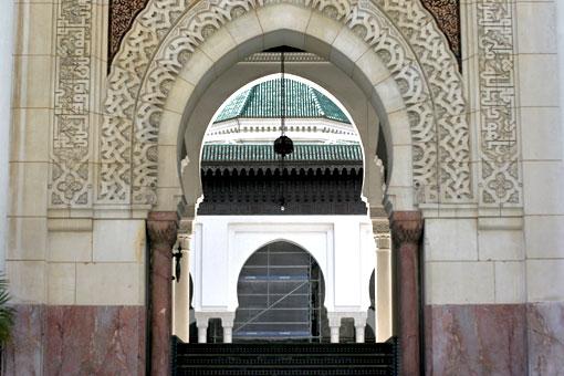 パリのモスク