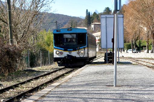 プロヴァンス鉄道