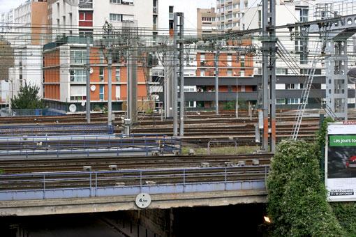 TGV写真