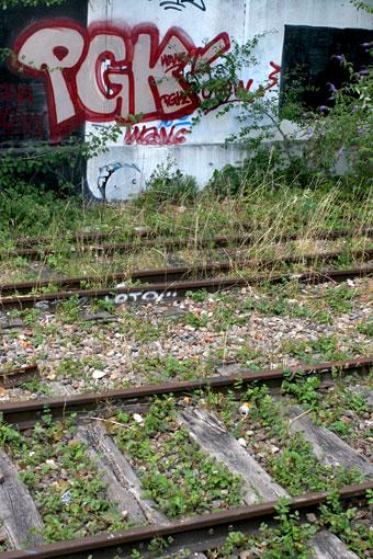 パリの廃線跡
