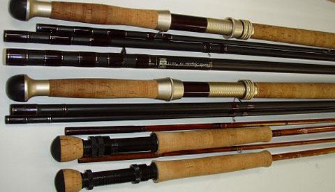 Anglers競技用ロッド