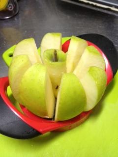 りんごカッター
