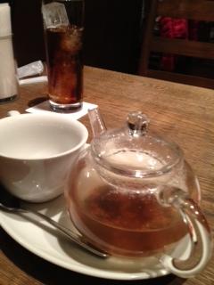黒豆二穀茶