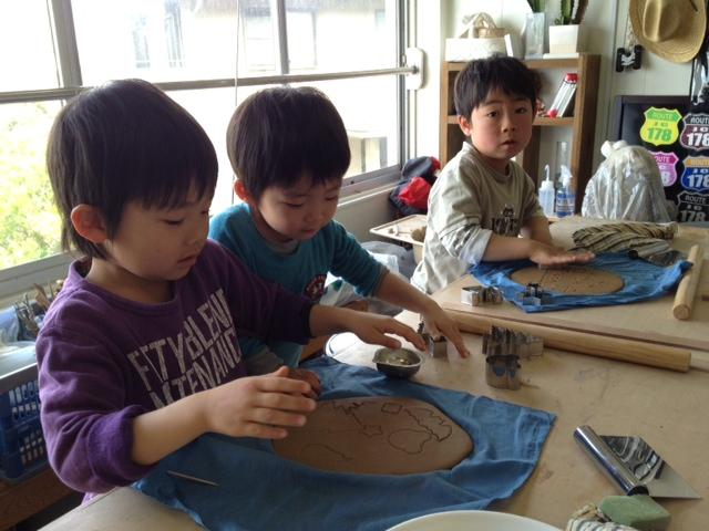 僕たちの陶芸教室