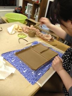 マキちゃん陶芸