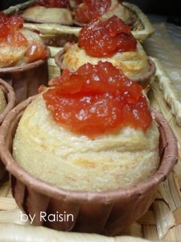 20140110りんごパンbyレーズン酵母1