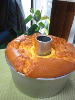 20141024かぼちゃシフォン