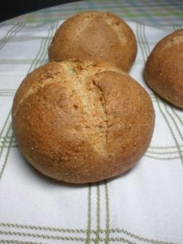 20141123ライ麦パンbyレーズン酵母1