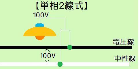 単相2線式