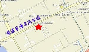 チングネ地図