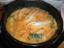 チングネ豆腐チゲ2