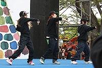Dance in お城1