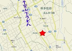 PancafeJunju地図