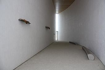 奈義町現代美術館10月