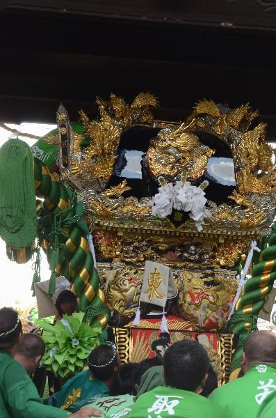 兵庫県高砂市高砂町 高砂神社秋祭り 例大祭 東宮町