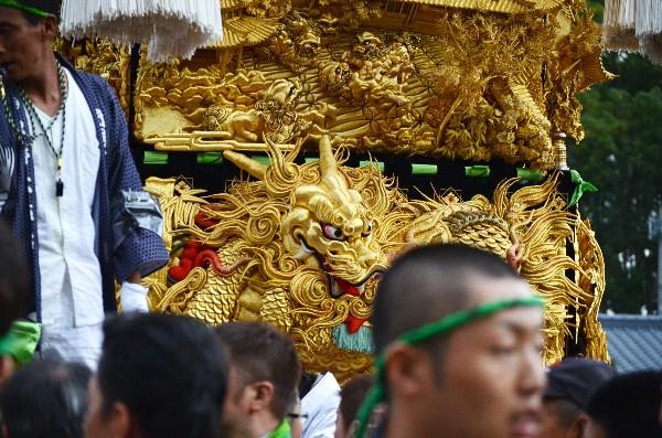 平成24年新居浜太鼓祭り 八旗神社かきくらべ 又野太鼓台