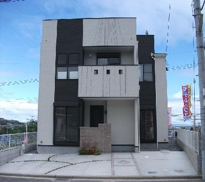 8号地モデルハウス