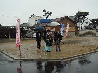岸和田地鎮祭03