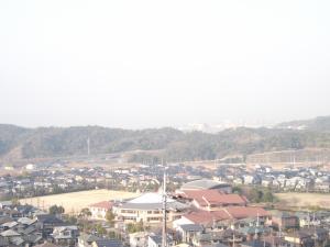 ☆阪南市桃の木台のサンヒルの丘が・・・・
