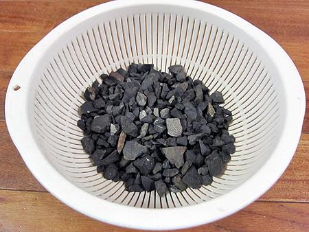 black shirika
