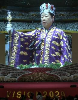 """お金集めに必死な統一教会の""""首領"""" 韓鶴子総裁"""