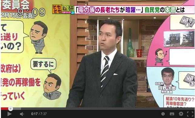 小出裕章:4号機燃料プールが崩壊すれば日本は おしまい です1